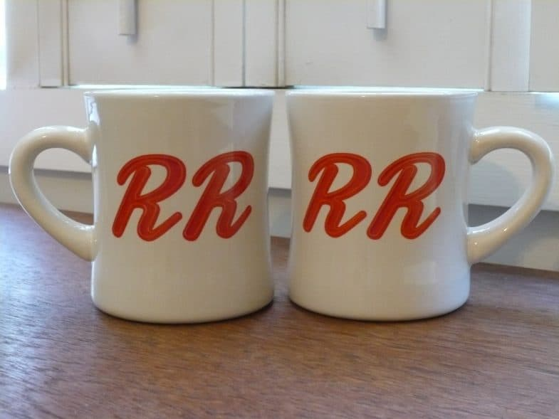 Double R Diner mugs