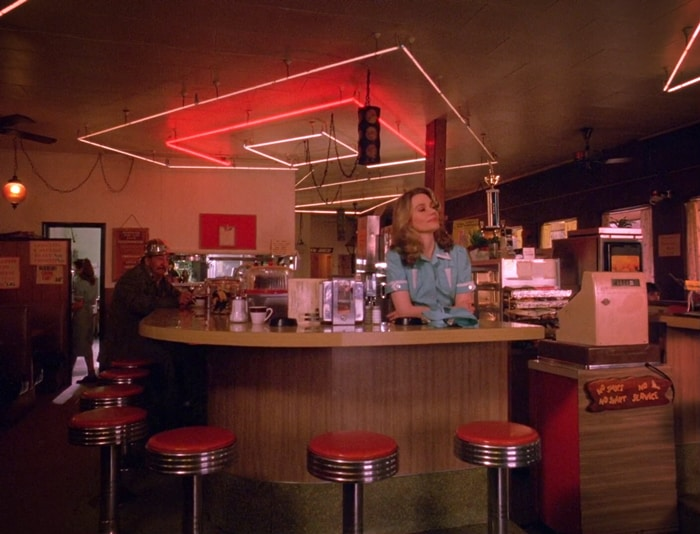 Double R Diner - Norma Jennings