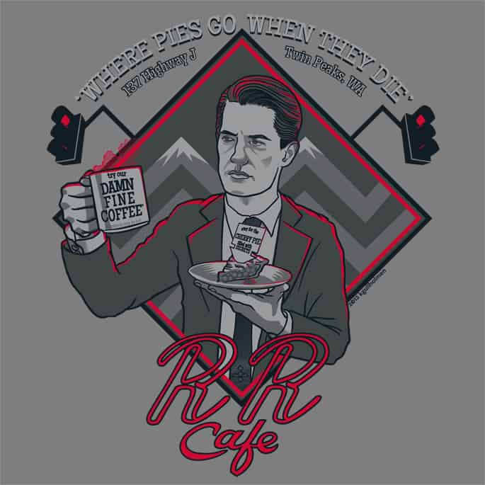 Double R Diner Shirtpunch