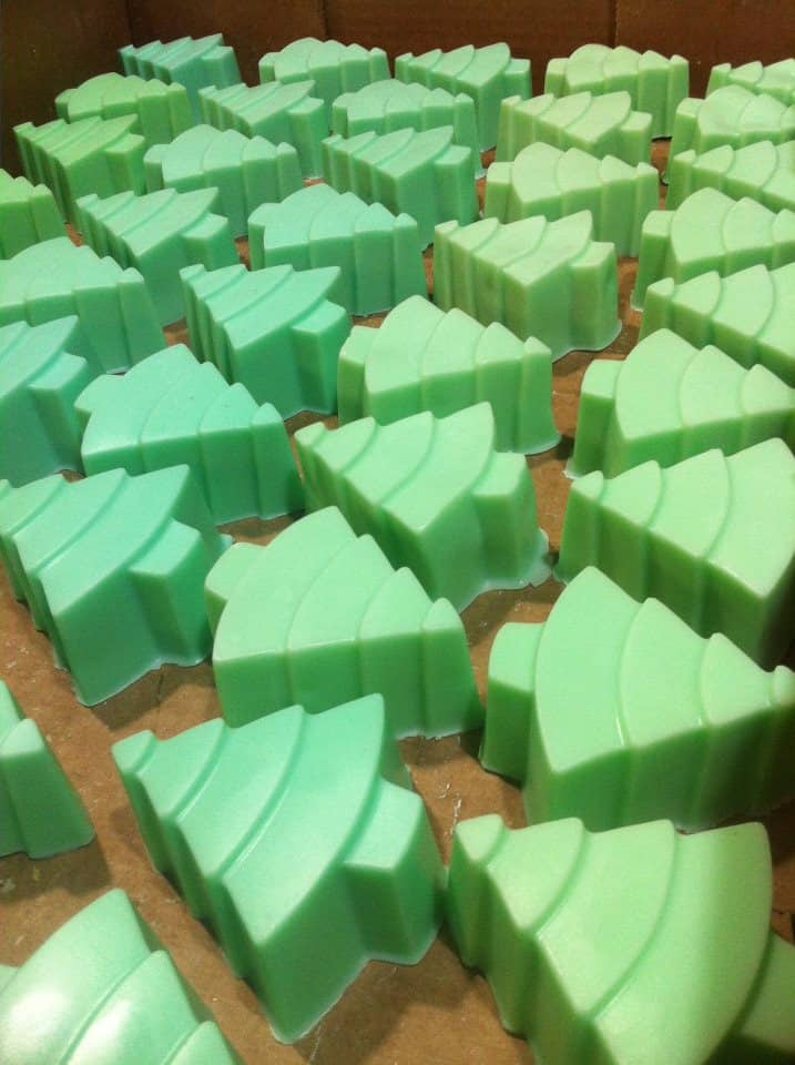 Douglas Fir soap!