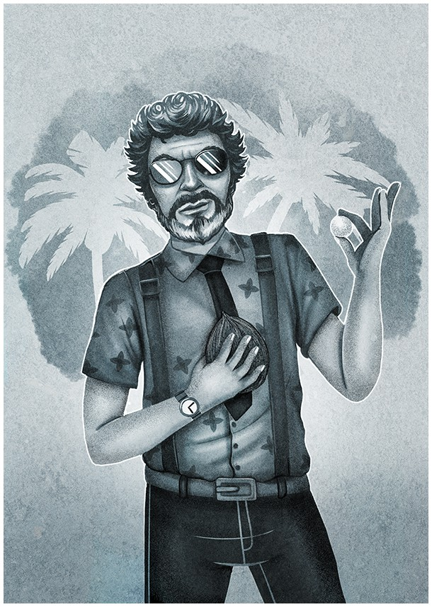 Twin Peaks Tribute by Muti: Dr. Jacoby