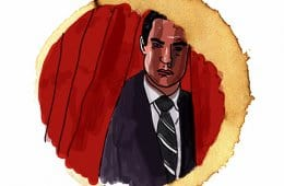 Dale Cooper by rodmckie