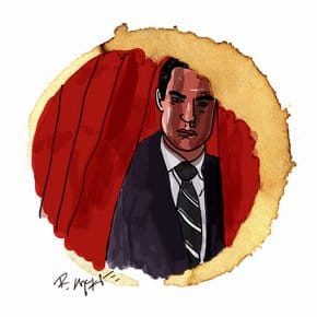 Drawing Dale Cooper #drawcoop