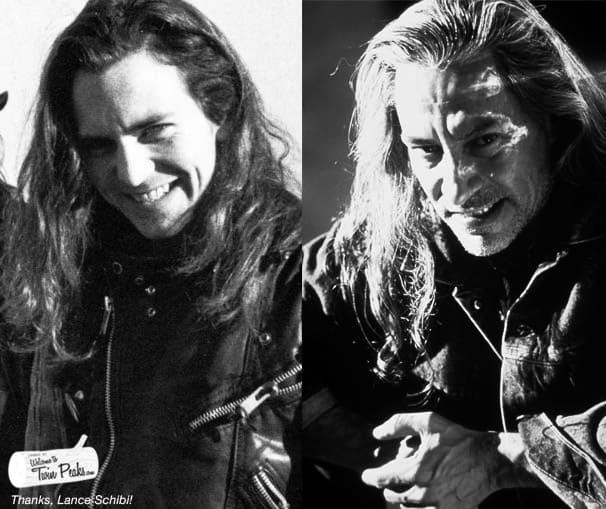 Eddie Vedder as Killer BOB?