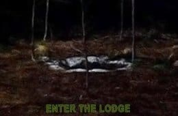 Enter The Lodge