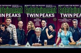 Entertainment Weekly (EW) Twin Peaks covers, March 31, 2017