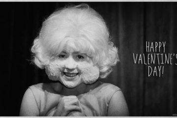 David Lynch's Eraserhead - Valentine's Day Card
