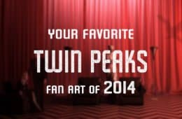 Top Twin Peaks fan art of 2014