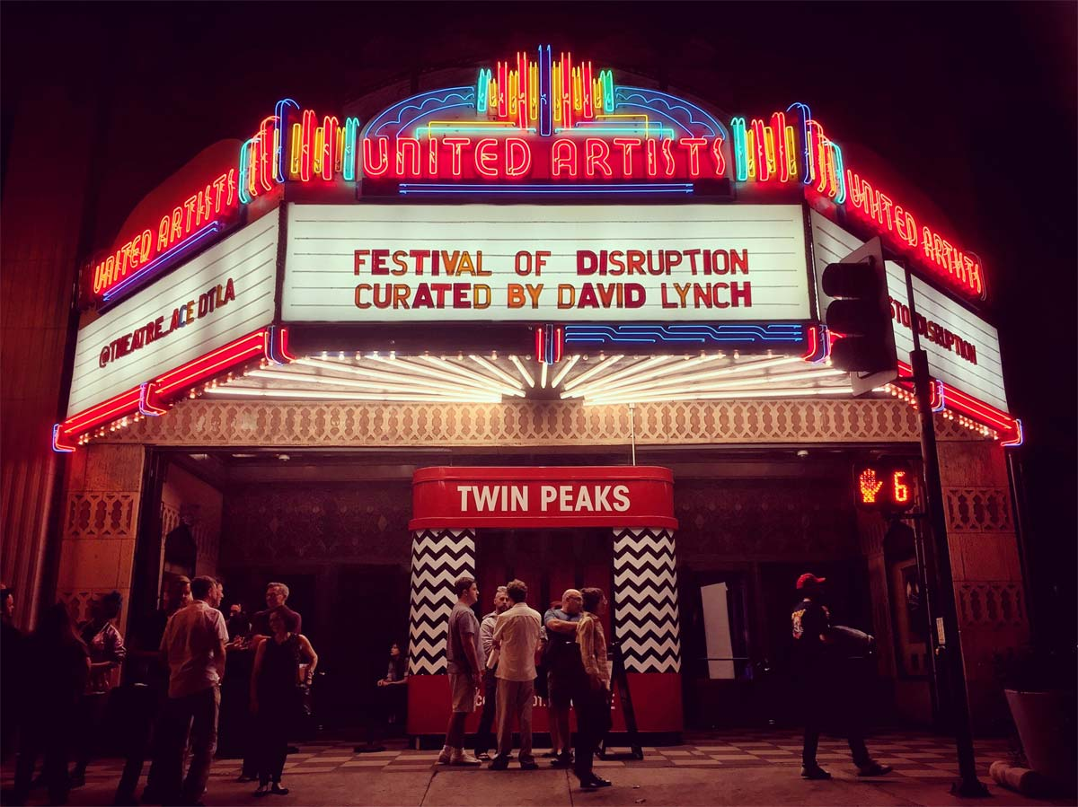 David Lynch S Festival Of Disruption 2017 Dates Amp Lineup