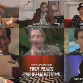 Twin Peaks: Fire Walk With Me Documentary And Television Trailer From 1992 (Video)