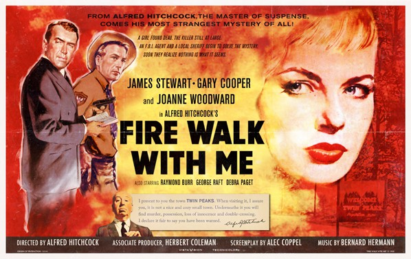 Alfred Hitchcock's Fire Walk with Me