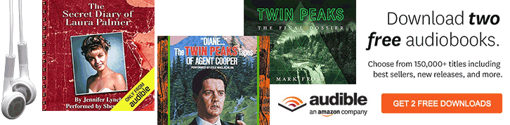 Free Audible Trial Twin Peaks Books