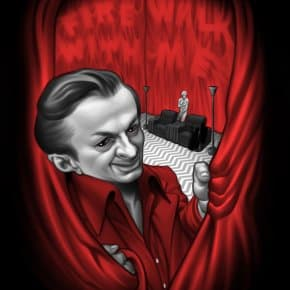 Fright Rags Just Added Three Twin Peaks T-Shirts And Here's An Exclusive Discount