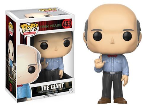 The Giant Funko Pop!