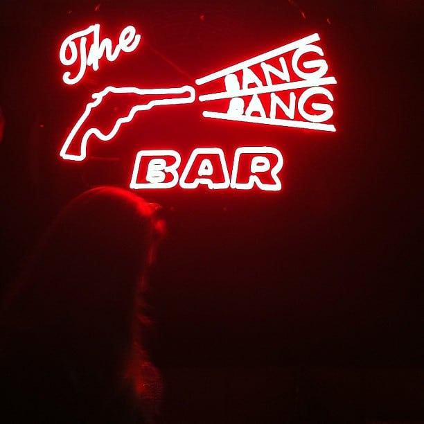 Rick Zar - The Bang Bang Bar
