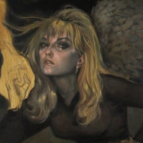 Twin Peaks: Fire Walk With Me Exhibit Preview - Glenn Barr
