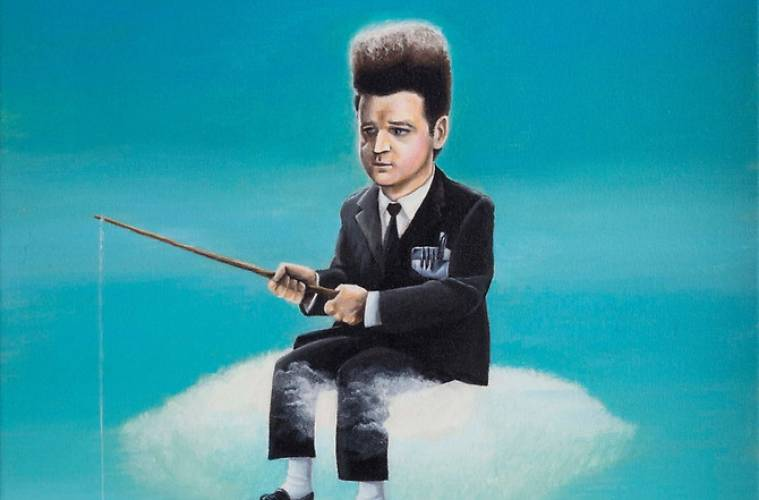 Jack Nance: Eraserhead (Gone Fishing)
