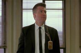 Gordon Cole in Twin Peaks: Fire Walk With Me
