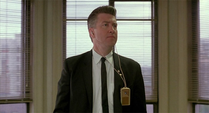 Gordon Cole in Twin Peaks: Fire Walk With Me