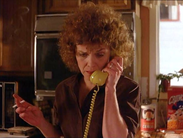 Grace Zabriskie as Sarah Palmer