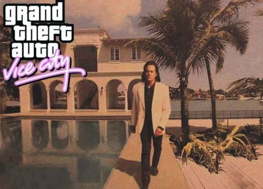 Grand Theft Auto: Vice City featuring Mr. C