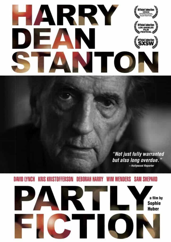 Harry Dean Stanton: Partly Fiction Blu-ray