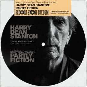 Win The Harry Dean Stanton: Partly Fiction Vinyl Picture Disc With Signed Poster