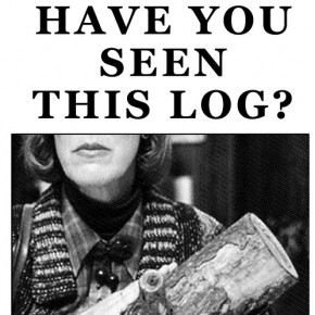 Log Lady's Log Goes Missing