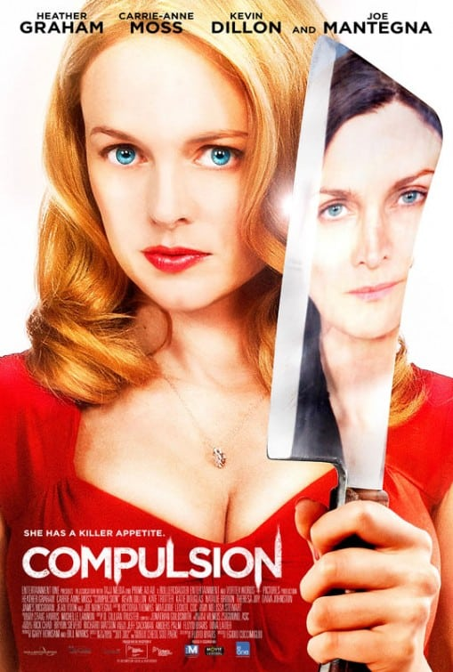 Heather Graham as Amy in Compulsion