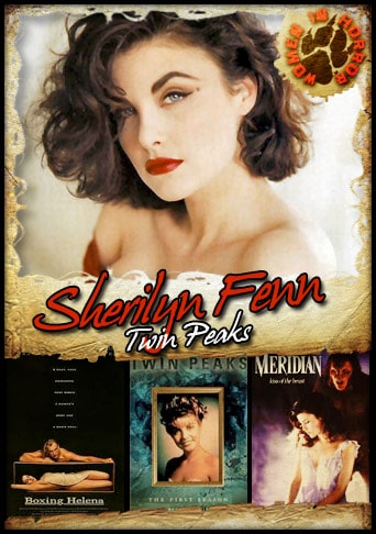 Horror Hound Weekend: Sherilyn Fenn