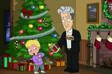 How David Lynch Stole Christmas - Family Guy