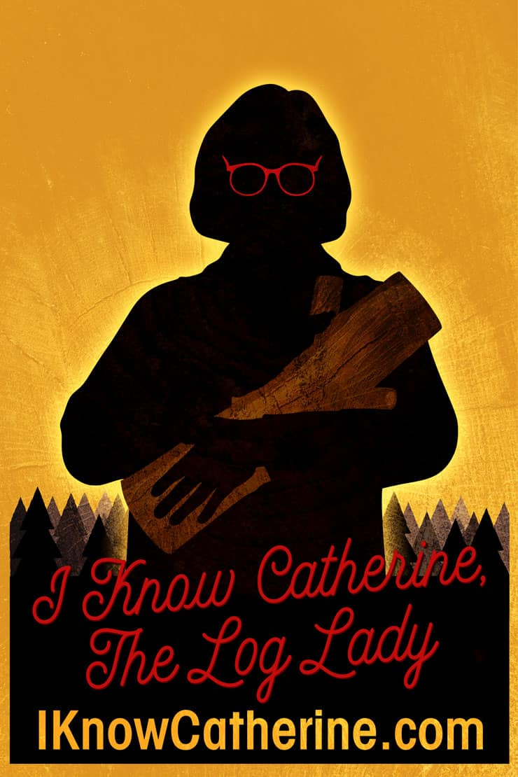 Catherine E. Coulson documentary: I Know Catherine, The Log Lady