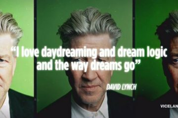 """I love daydreaming and dream logic and the way dreams go."" —David Lynch"