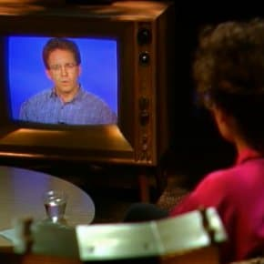 Inside Twin Peaks: Mark Frost Interview Live After Episode 9 Aired In 1990 (Video)