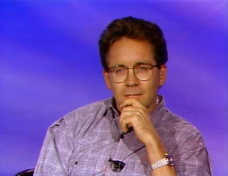 Inside Twin Peaks (1990): Mark Frost