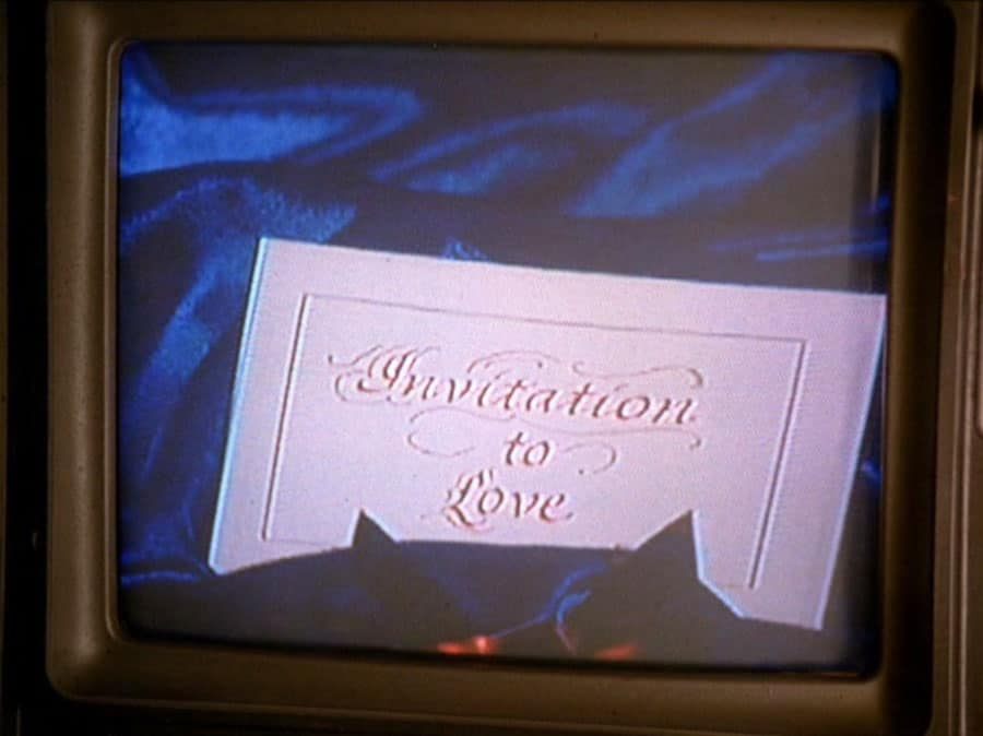 Invitation to Love: Twin Peaks soap