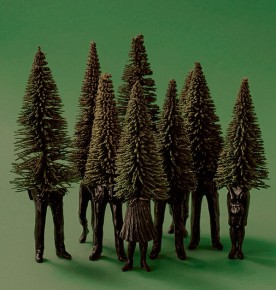 Twin Peaks 20th Anniversary Exhibition In London: Art & Merchandise