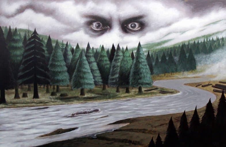 Jeff McMillan - Pine Float