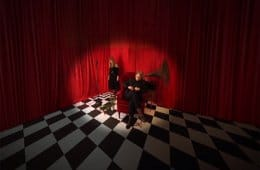 Jenny Gabrielsson Mare - The Black Lodge