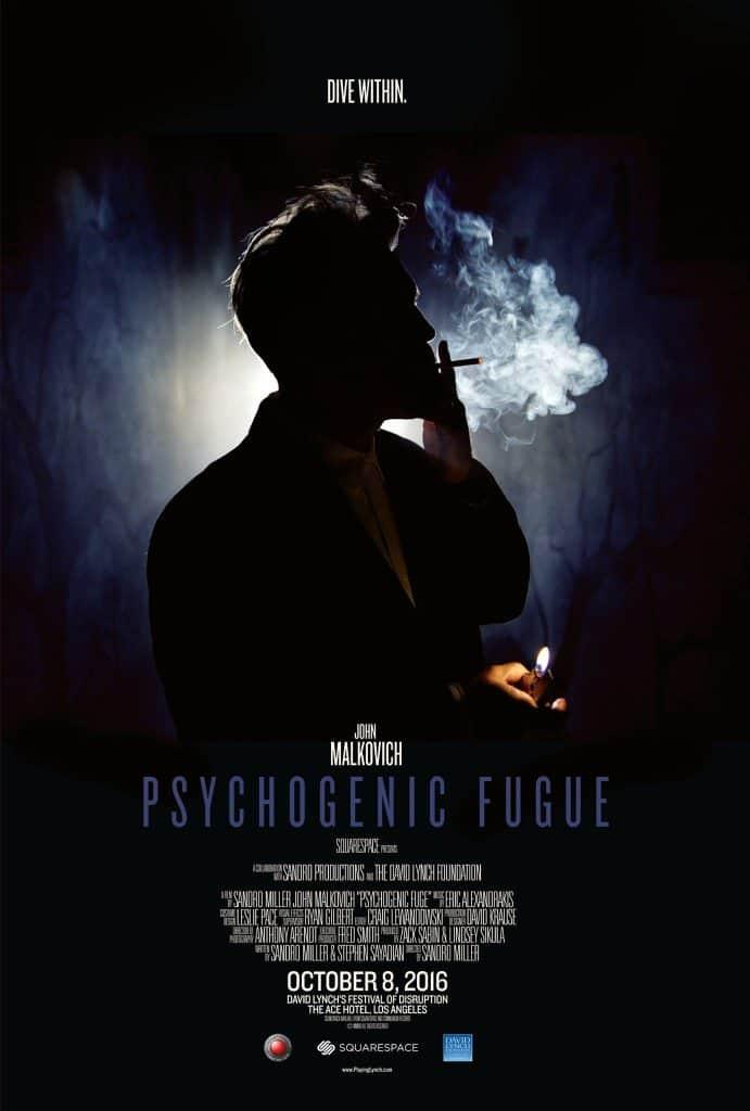 Psychogenic Fugue starring John Malkovich
