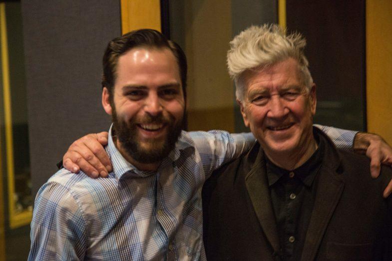 Johnny Coffeen & David Lynch