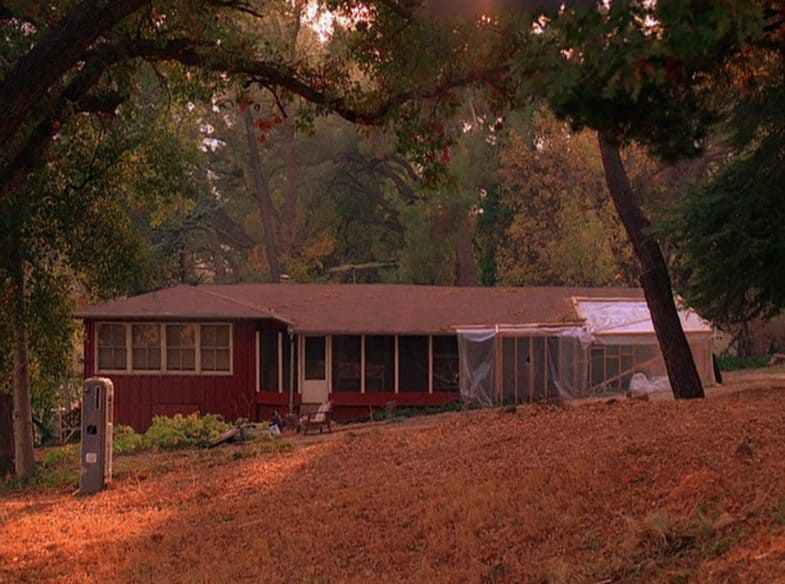 Leo and Shelly Johnson house (Episode 4)