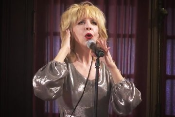 Julee Cruise - Creatures of the Wind - New York Fashion Week