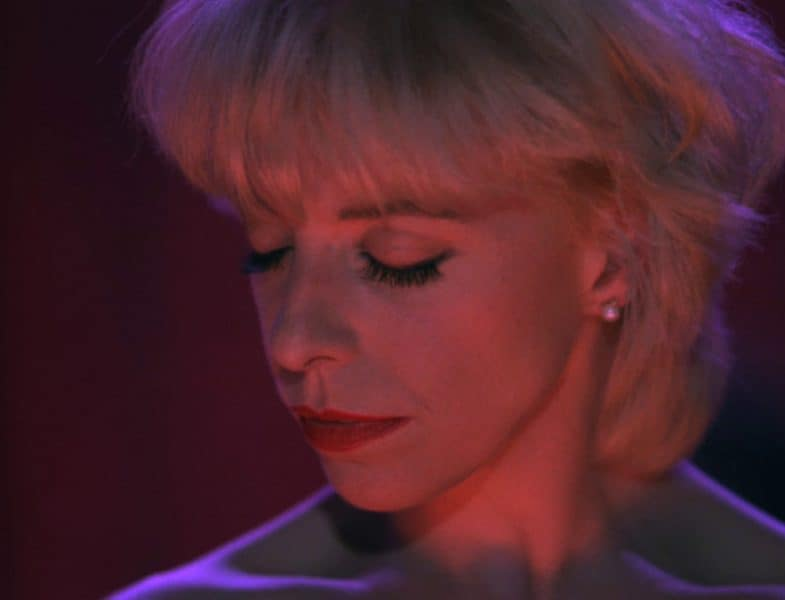 Julee Cruise - The World Spins