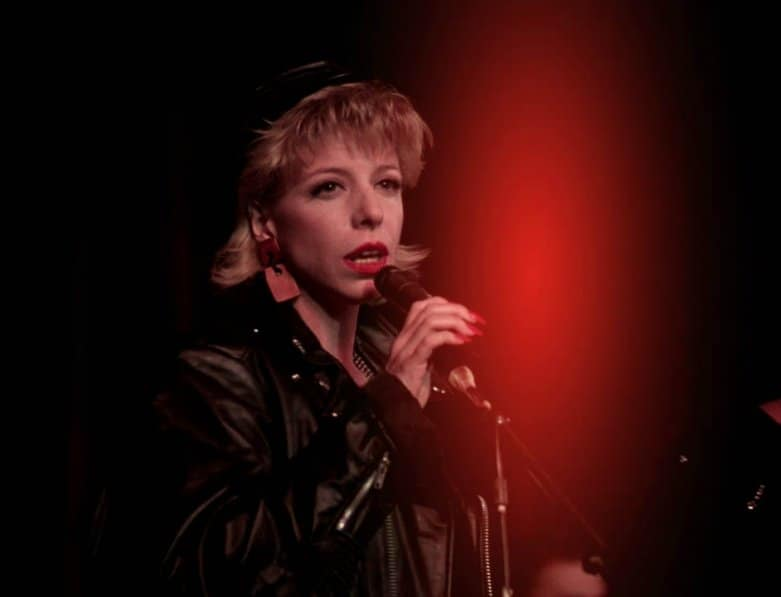 Julee Cruise to work with David Lynch and Angelo Badalamenti again