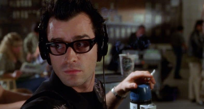 Justin Theroux in David Lynch's Mulholland Drive