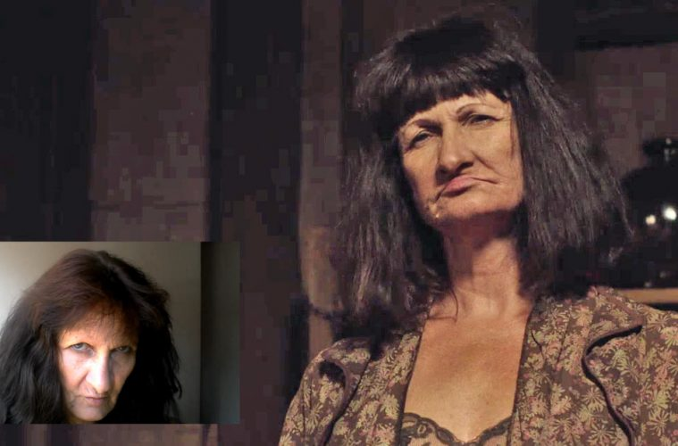 Kathleen Deming in the new Twin Peaks