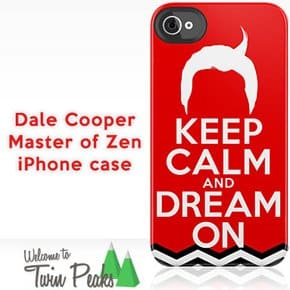Keep Calm And Dream On iPhone Case
