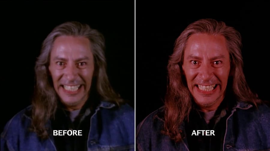 Killer Bob In High Definition Preview How Twin Peaks