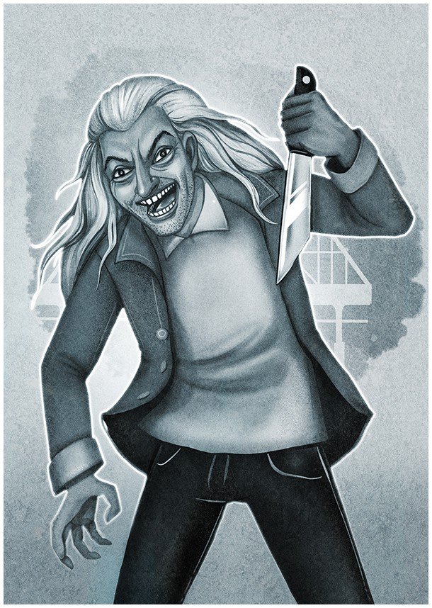 Twin Peaks Tribute by Muti: Killer BOB